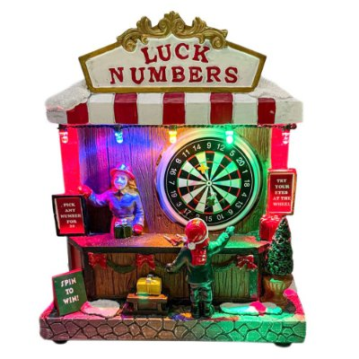 Brinquedo de natal mini barraca jogos Ref: AC 844