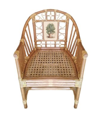 Cadeira chino topiaria