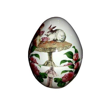 Ovo de Páscoa Floresta Encantada (tamanho M)