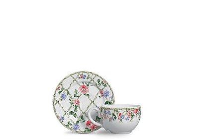 Xícara de Chá Hera (jogo com 6)