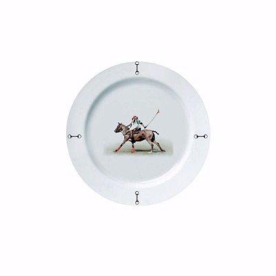Prato sobremesa Polo