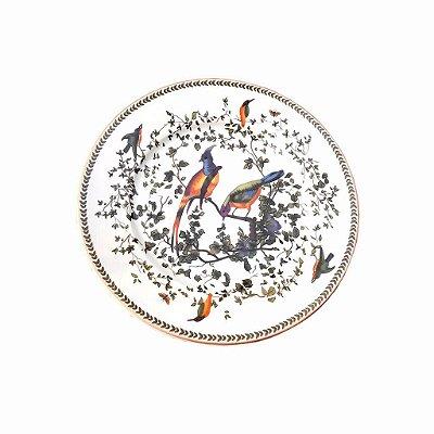 Prato Tropicália (sobremesa - conjunto com 6)