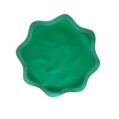 Jogo Americano Recortes Verde