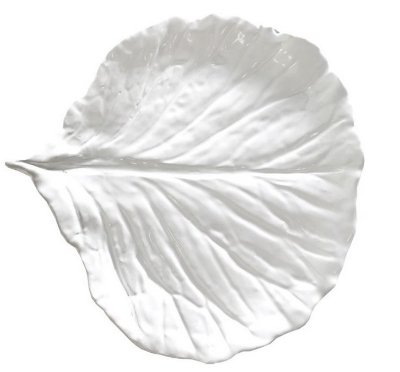 Prato sobremesa Couve branco