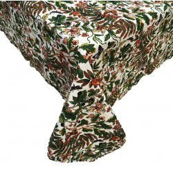 Toalha de mesa floresta (1,80 x 3m)