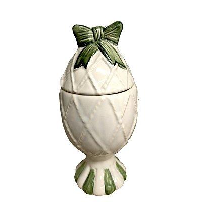Ovo de Páscoa Laço