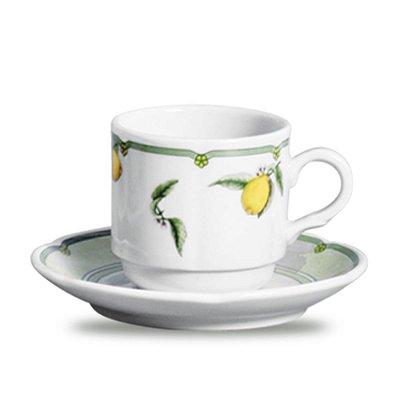 Xícara de Café Limão Siciliano (cj com 6)