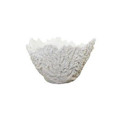 Bowl Grande Coral branco