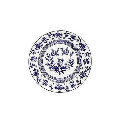 Prato Sobremesa Maria FLor Cobalto (set com6)
