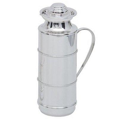 Garrafa Termica Prata Pérola 1 litro