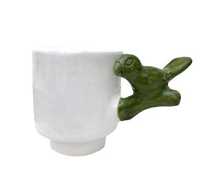 Xícara de Café Periquito  (tronco+periquito)