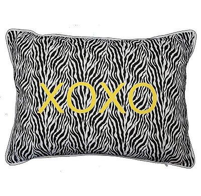 Almofada Zebra XOXO