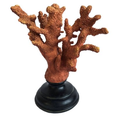 Escultura em Faux Coral