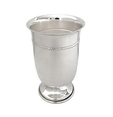 Vaso de Prata com Friso