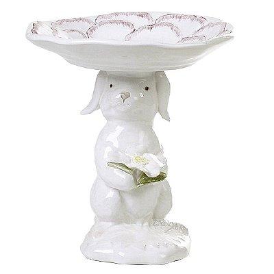 Boleira Coelha com Flor Zanatta Casa