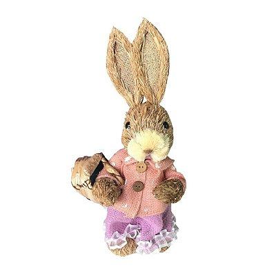 Coelha de Palha Lady