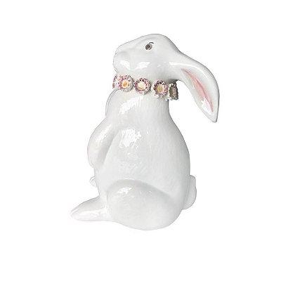 Coelha com Flor Pescoço