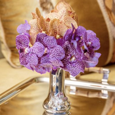 Vasinho Orquídea