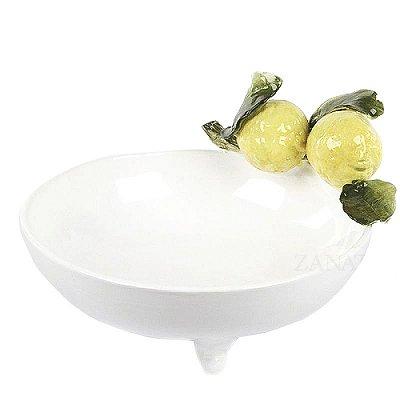 Bowl com pé limão siciliano Zanatta Casa