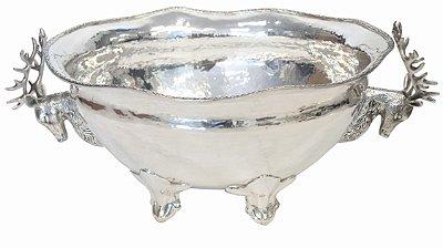 Champanheira Renas de Prata