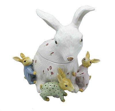 bombonière coelhos Zanatta Casa