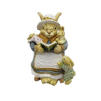 Vovó Coelha em cerâmica Zanatta Casa