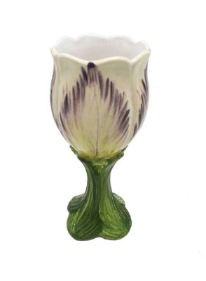 Taça Tulipa Lilás