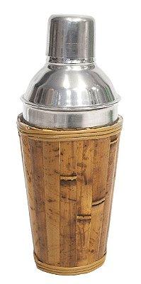 Coqueteleira de Bambu