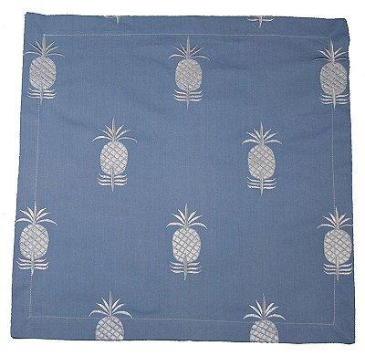 Guardanapo Abacaxi Azul com Branco