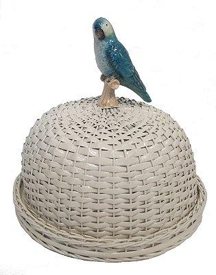 Boleira Pássaro Azul