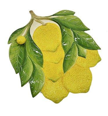 Petisqueira Limão Siciliano Relevo