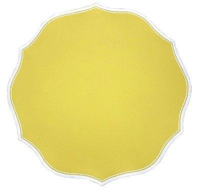 Jogo americano amarelo Provence