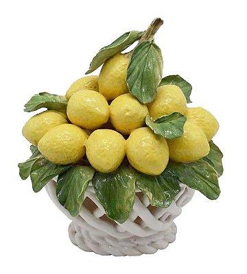 Cesta  Limões Siciliano P