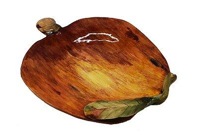 Prato sobremesa Caju