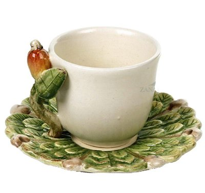 Xícara de Chá Caju Zanatta Casa (cj 2)