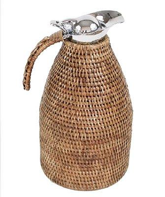 Garrafa Térmica Rattan 2 litros