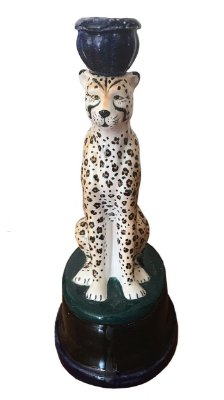 Castiçal Leopardo