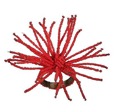 Porta guardanapo coral (jogo com 4 )