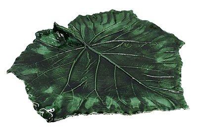 Folha Uva G de cerâmica Verde Orlando Zanatta Casa