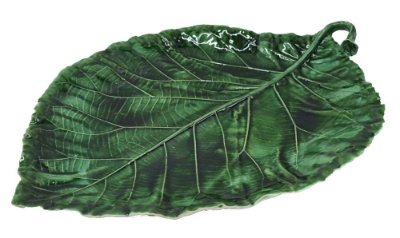 Folha Verde de cerâmica Orlando G N9 Zanatta Casa