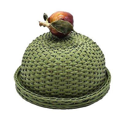 Boleira Verde de Maçã