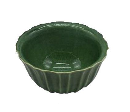 Bowl P verde linha Casual Zanatta Casa
