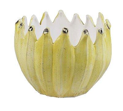 Cachepot de banana P Zanatta Casa