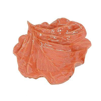 Bowl folha de repolho rouge de fer Zanatta Casa