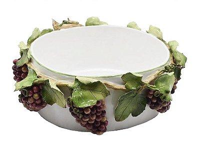 Centro de mesa uvas G