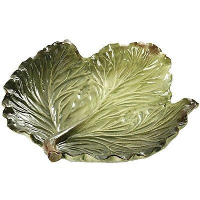 Prato de pão folha de uva Zanatta Casa