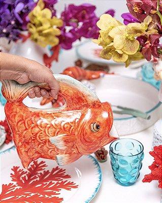 Jarra peixe coral