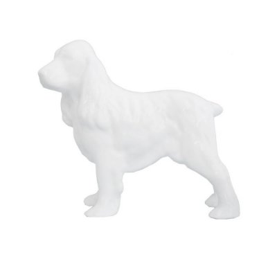 Cachorro de faiança