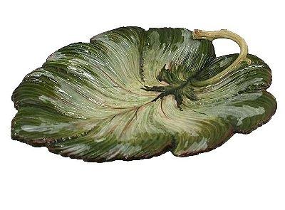 Folha de cerâmica com textura verde clara Zanatta Casa