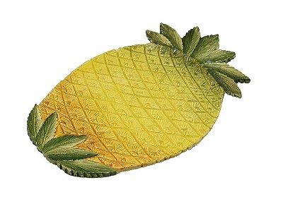 Prato sobremesa abacaxi